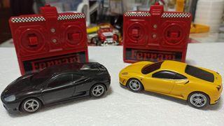 Coches RC 1/43 Ferrari