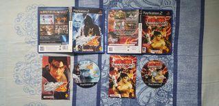 Tekken 4&5 PS2