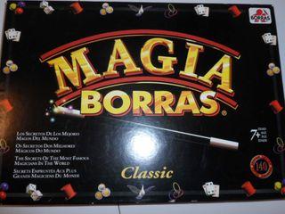 juego de Magia Borras.