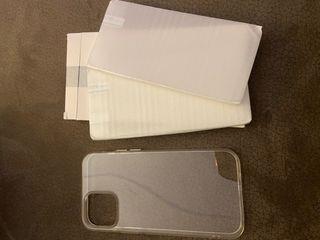 Funda y protectores de pantalla iPhone 12