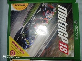 juego moto GP Xbox one