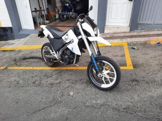 Bmw xmoto 650cc