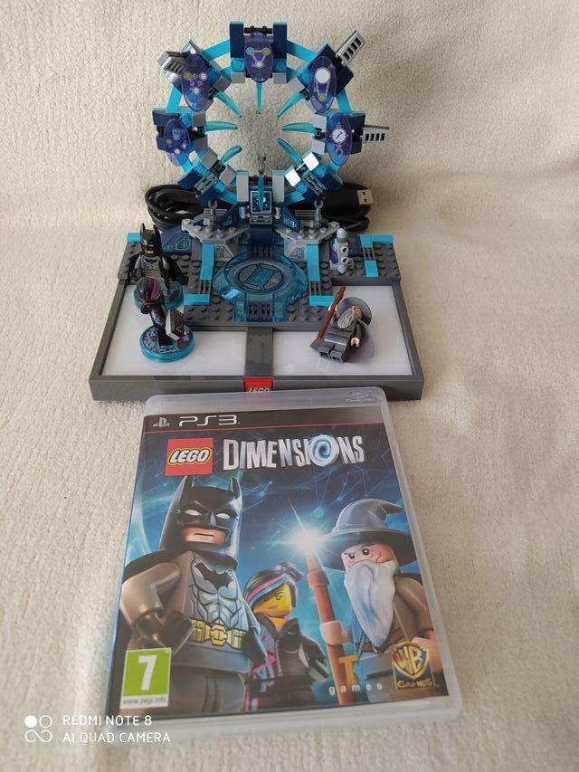 Lego Dimensions - Pack de iniciación para PS3