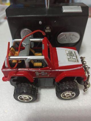 Mini Todoterreno RC 7cm