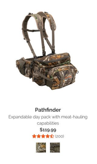 Se vende mochila Alps Outdoor modelo Pathfinder