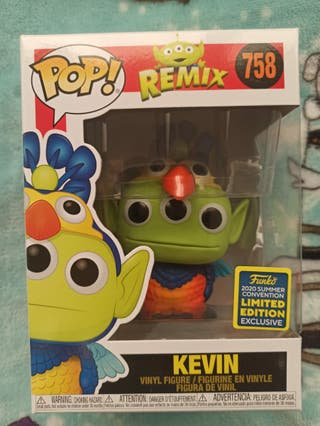 funko pop remix kevin