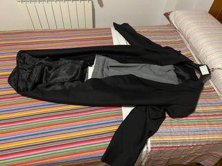Vendo chaqué: levita, pantalón y chaleco a medida