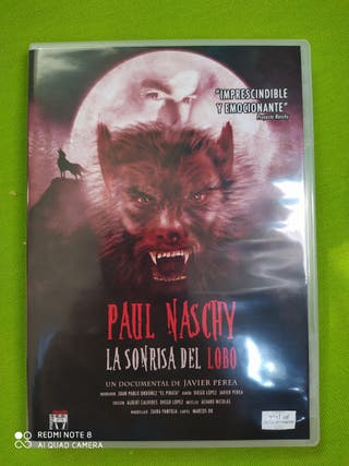 DVD LA SONRISA DEL LOBO