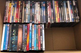 Dvds varios títulos