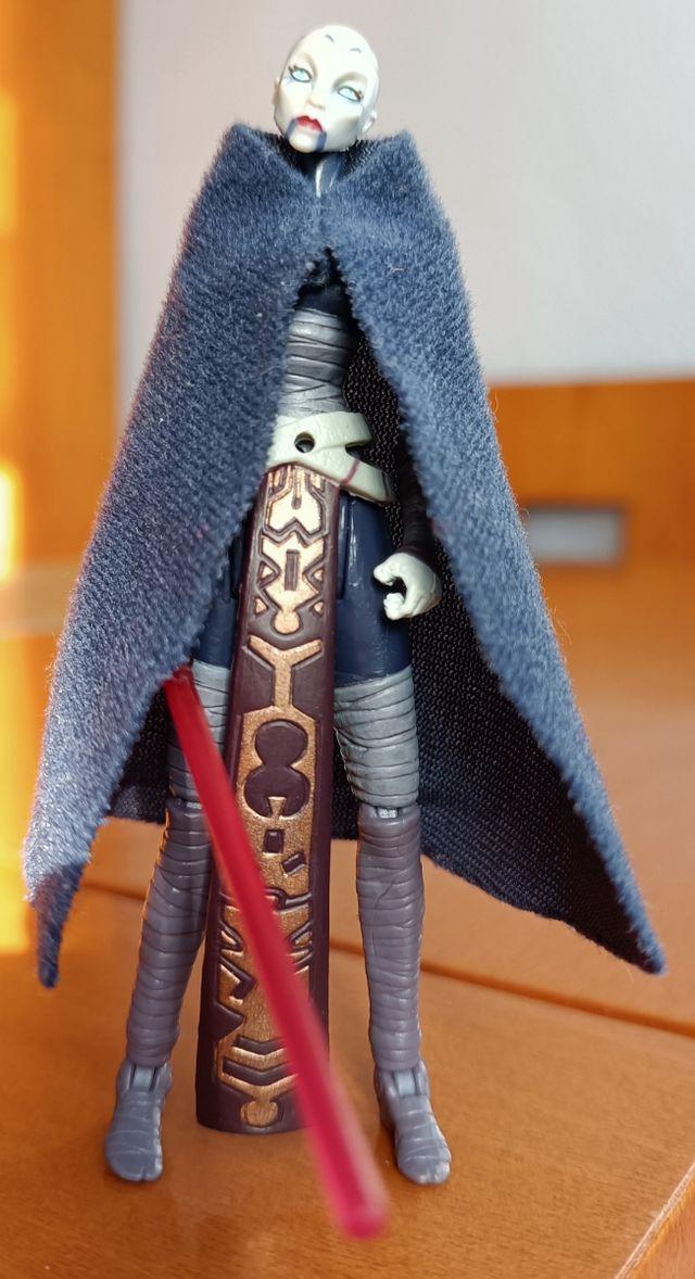 Asajj Ventress - Star Wars - The Clone Wars
