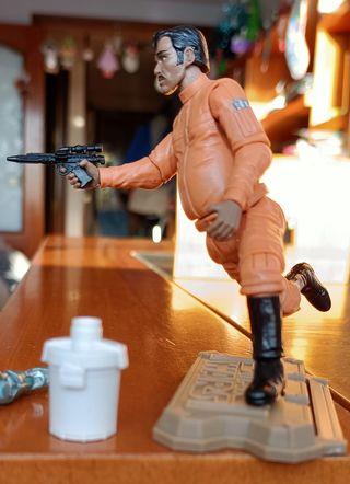 Willrow Hood - Star Wars V El Imperio Contraataca