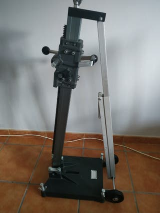 perforadora hormigón soporte