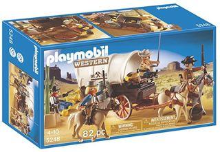 Playmobil: caravana bandidos SIN ABRIR