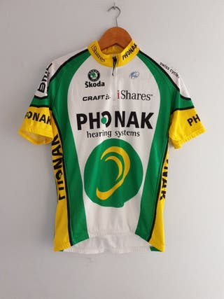 maillot equipo phonak talla L