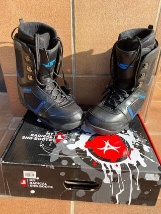 Botas Snowboard Sun Tasco T.46