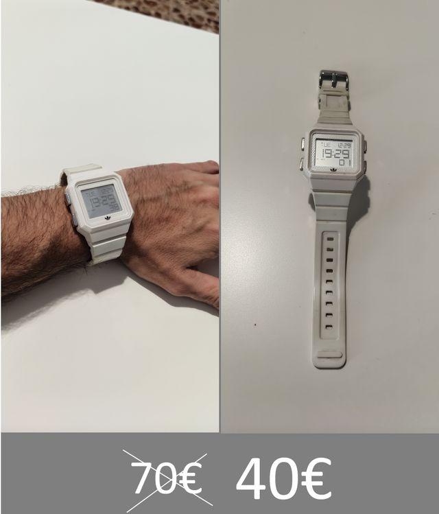 seno Monografía proteccion  Reloj Adidas de segunda mano por 40 € en Cartagena en WALLAPOP