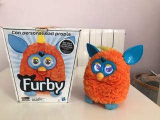 Furby original mascota interactiva