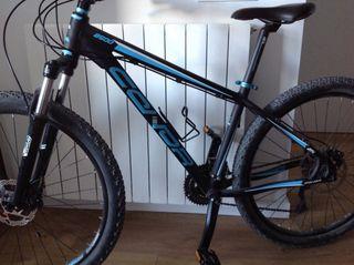Bicicleta montaña btt