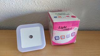 Lámpara Nocturna automática luz Infantil