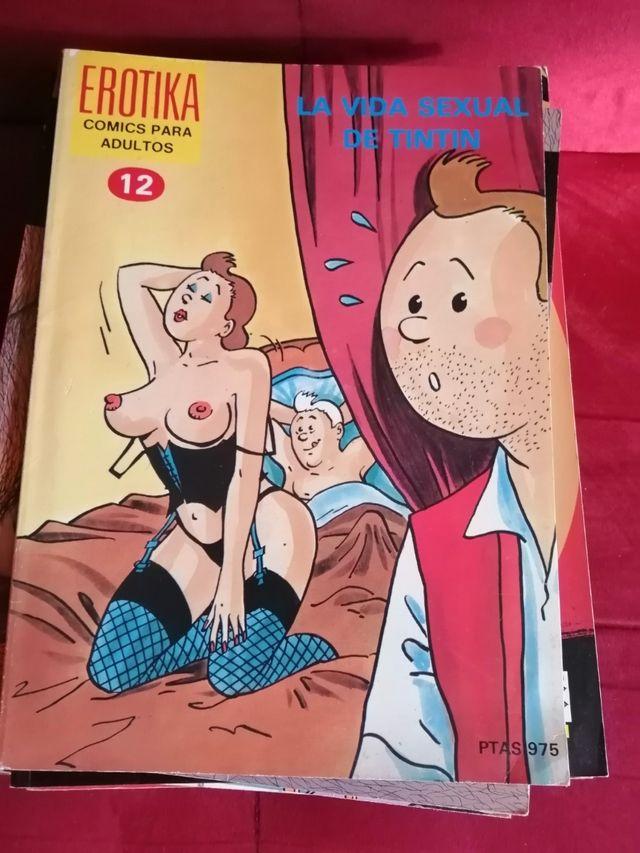 cómic y novelas gráficas adultos