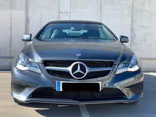 Mercedes-Benz Clase E Coupe Cabrio