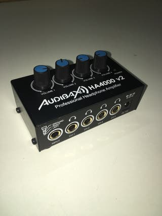 Amplificador Audibax HA4000 V2