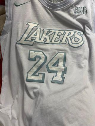 camiseta Lakers Kobe Bryant talla XL