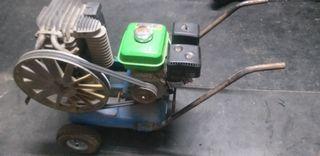 Compresor aire gasolina