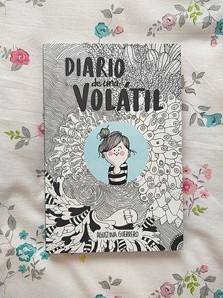 Diario de una Volátil. Agustina Guerrero