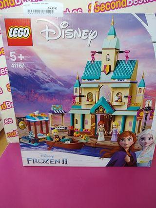 Lego Disney Castillo Frozen 2 41167 nuevo