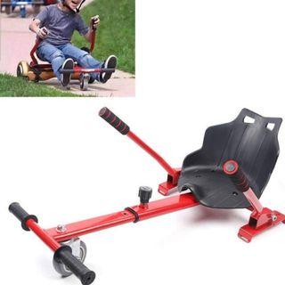 Sillín Para hoverboard en color rojo