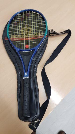 Raqueta de tenis madison