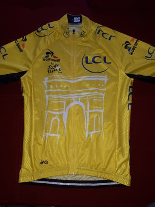Maillot Amarillo Tour de Francia a estrenar!