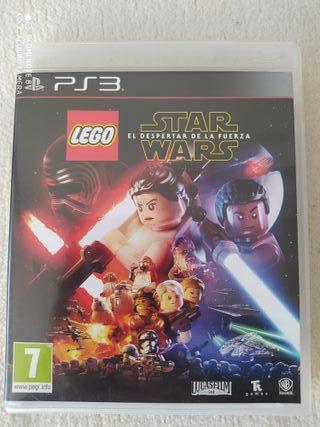 JUEGO PS3 LEGO STAR WARS EL DESPERTAR DE LA FUERZA