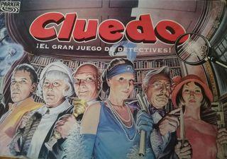 CLUEDO JUEGO DE MESA