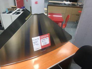 Campana extractora decorativa inox 150