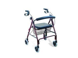 Andador adulto ruedas y asiento.Nuevo