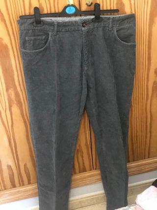 Pantalones grises de Paul&Shark