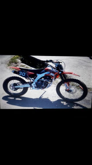 Orion Agb 30 250cc 4t
