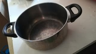 olla acero inox 18/10 20 cm diámetro