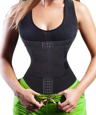 Corsé / faja reductora de cintura / pós parto