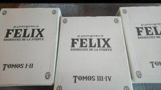 El legado natural de Félix Rodríguez de la fuente