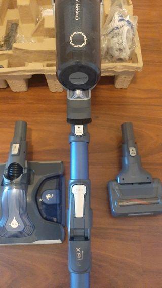 aspiradora fregadora rowenta sin cable