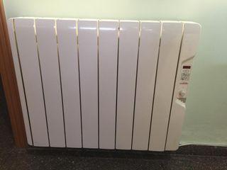 Radiadores Eléctricos emisor térmico digital