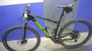 Bicicleta carbono mtb mendiz x20 2020