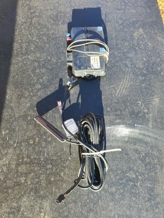 antena GPS meta system