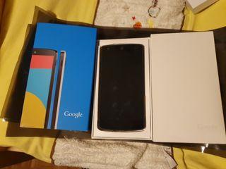 Móvil Google LG Nexus