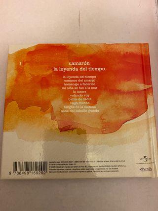 Libro CD Camaron
