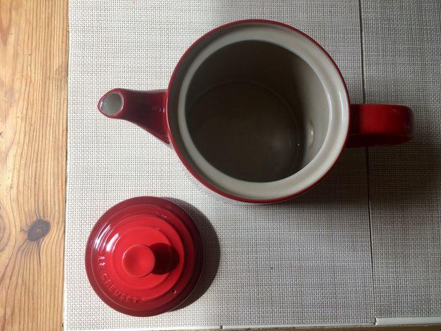 NEW Le Creuset Grand Teapot