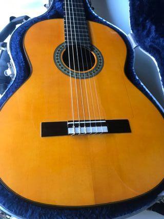Guitarra flamenca Amalio Burguet